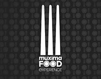 Muxima Food Experience - Identidade Visual