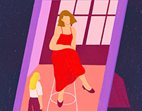 Refinery29: How a Hand-me-down Dress Helped Me