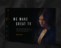 Omnifilm – Web Experience & Brand Refresh