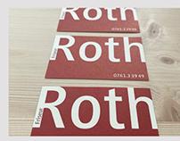 Branding Friseur Roth