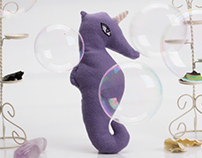 Unimarinho - Toy Art e Pattern