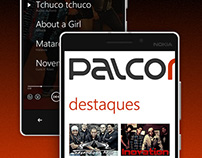 Palco MP3 for Windows Phone