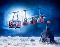 BHV - Christmas Campaign