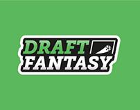Draft Fantasy branding & game assets