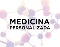 Infográfico - Medicina Personalizada