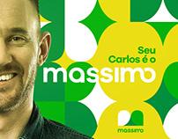 MASSIMO - Brand Identity