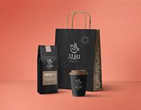 Jabu Coffee Branding & Packaging Design