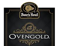 Boar's Head Rebranding (Mockup)