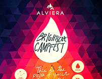Alviera Brightscape Campfest 2015 Key Visual Studies