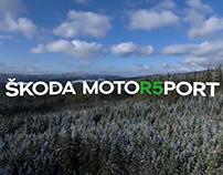 SKODA MOTOR5PORT VR 360 film