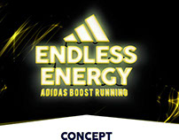 Adidas • Event concept • ©2015 Tommaso Tino