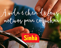 Jeito Sinhá - Sinhá Brandbook