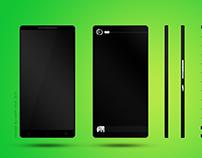 Concept smartphone by Vadim Talan