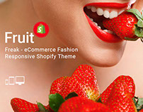 Fruit – Responsive Fresh Food Shop Shopify Theme