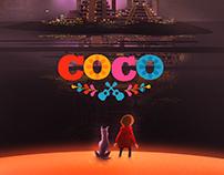 Coco / Pixar Disney Poster FanArt