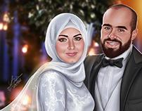 Nouhad's wedding