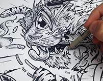 Pointillism Project