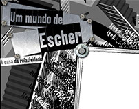Um mundo de Escher // Projeto Acadêmico