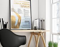 Poster + Brochure A5