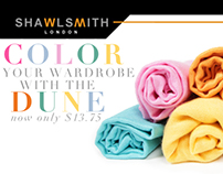 Shawlsmith London E-Newsletters