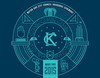 KCMO 2015 Inaugural Ceremony evite