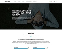 Sj Personal - Responsive Multi-Purpose Joomla Theme