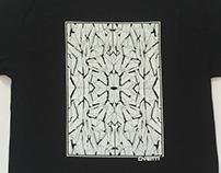 ENGRAFFT Kaleidoscopic Fragments Shirt