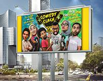 Comedy Clash Poster