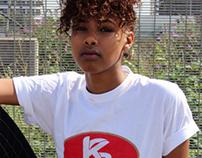 Kross Generation T-shirt photoshoot