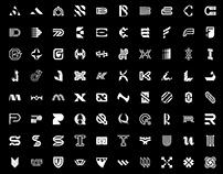 Experimental Alphabet II