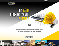 Grupo CDR website
