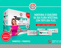 Landing TopTherm TopFlora Plus