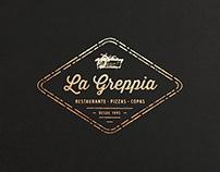 La Greppia restaurant • Branding