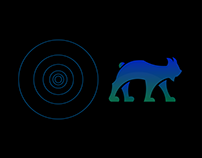 Golden Ratio Animal Logo n. 1