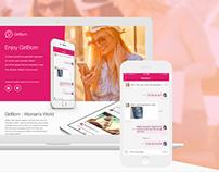GirlBom Web & App