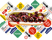 Identity and design of space for street food corners
