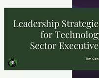 TIm Gentry | Leadership Strategies