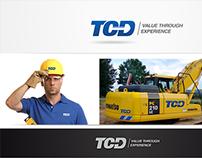 TCD visual identity