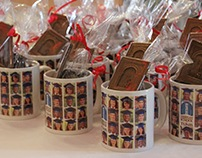 American Coorperative School of Tunis Prom Gift Mugs