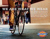 "Dickies ""We Are What We Wear"""