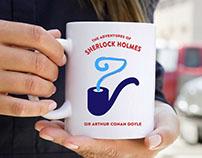 Sherlock Holmes Mug for ClassicBooklovers.com