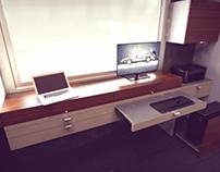 Proyecto Diseño Departamento