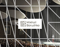 Logo for Architect Mikhail Borushko