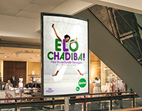 Elo Chadiba! (and..there's more) - Advertising Campaign