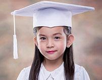 Betty's Vermillion Academy Graduation Portraiture 2015