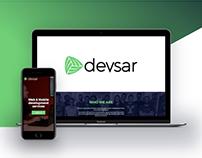 Devsar | Branding and Visual identity