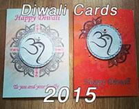 Diwali Cards 2015