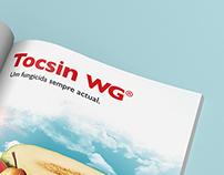 Tocsin WG magazine ad