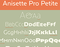 Anisette Petite - FREE FONT