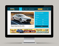 Website Redesign - Autos en La Pampa
